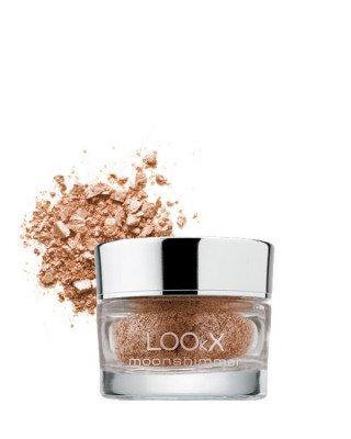 LOOkX LOOkX - Loose Eyeshadow Moonshimmer Goldbrown - 6,5 gr