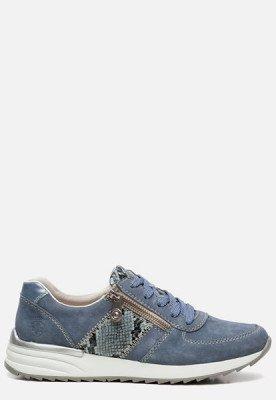 Rieker Rieker Sneakers blauw