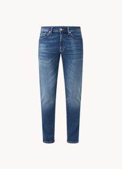 Gant Gant Maxen extra slim fit jeans met medium wassing en stretch