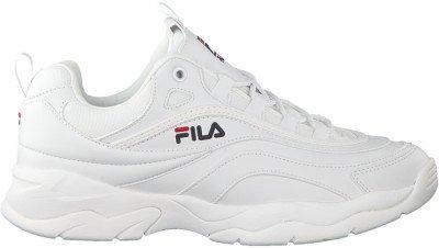 Fila Witte Fila Sneakers Ray Low Men