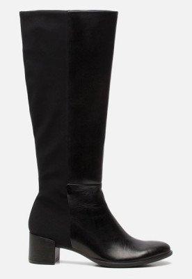 ECCO Ecco Shape 35 Block hoge laarzen zwart
