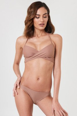 NA-KD Swimwear NA-KD Swimwear Bikini Panty - Pink