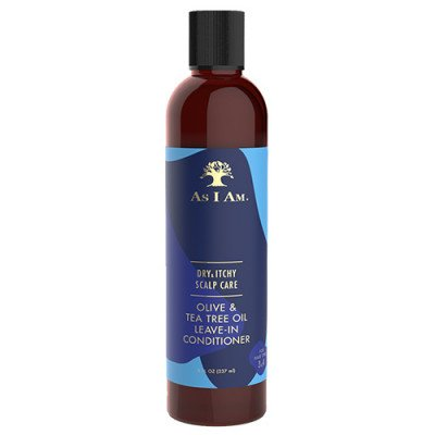 As I Am As I Am Dry & Itchy Scalp Care Leave In Conditioner