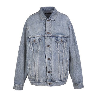 Balenciaga Comfort Fit Jacket
