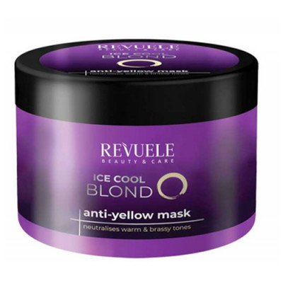 Revuele Revuele Ice Cool Blond Hair Mask