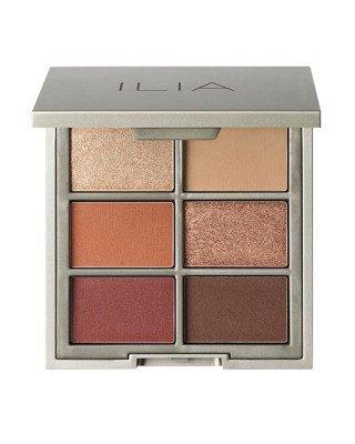 ILIA Beauty ILIA - Necessary Eyeshadow Palette - Warm Nude - 6 x 1,5 gr