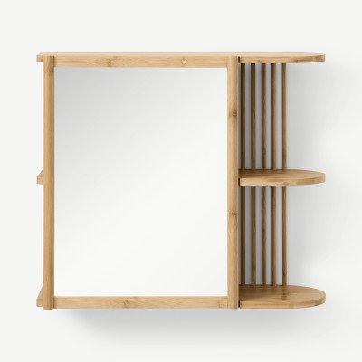 MADE.COM Gian spiegel met opbergruimte