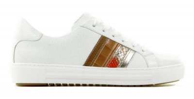 Maripe Maripe 30308 Wit Damessneakers