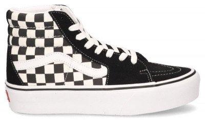 Vans Vans Checkerboard Sk8-Hi Platform 2.0 VN0A3TKNQXH Damessneakers