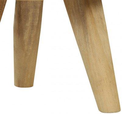 Light & Living Light & Living Bijzettafel 'Canya', hout naturel