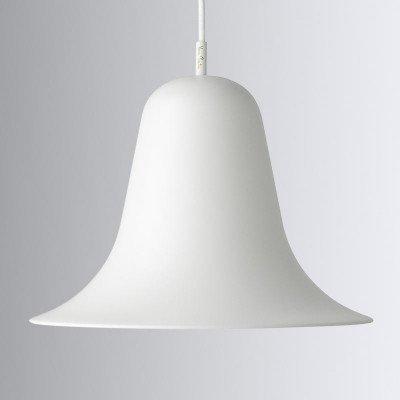 Verpan VERPAN Pantop hanglamp, Ø 30 cm, wit mat