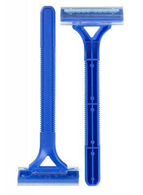 HEMA 10-pak Heren Wegwerpscheermesjes (blauw)