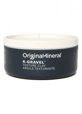 Original & Mineral K-Gravel Texture Clay - verstevigende haarklei