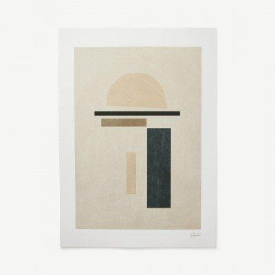 MADE.COM Impression 03 door Alexandra Papadimouli, print, 50 x 70 cm