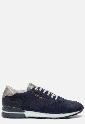 Van Lier Van Lier Chavar sneakers blauw