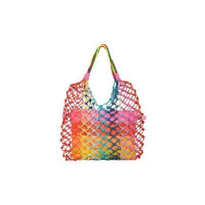 Stella Mccartney Multicolore Knotted Handbag