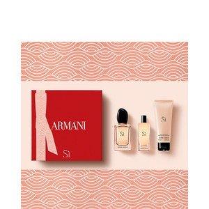 Armani Armani Si Armani - Si Eau de Parfum Moederdag Geschenkset - 3 ST