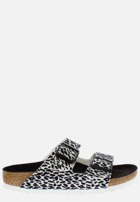 Birkenstock Birkenstock Arizona slippers luipaard