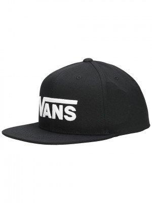 Vans Drop V II Snapback Cap zwart