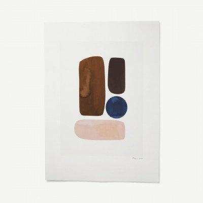 MADE.COM Balance door Berit Mogensen Lopez, print, 50 x 70 cm