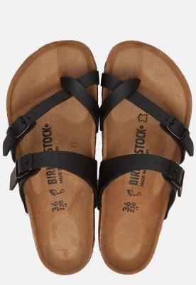 Birkenstock Birkenstock Mayari slippers zwart