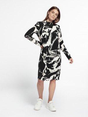Beaumont Beaumont Graphic dress