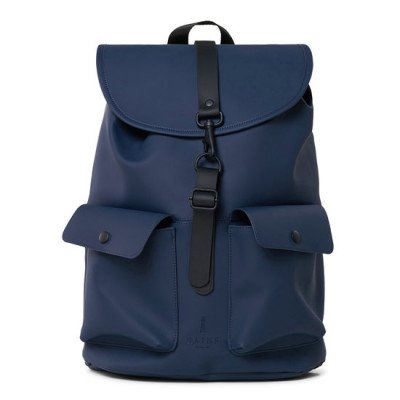 Rains Rains Camp Backpack Blue