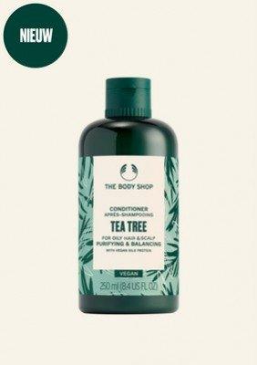The Body Shop NL Tea Tree Purifying & Balancing Conditioner 250 ML