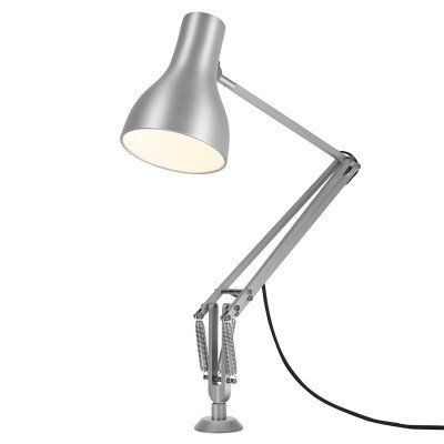 Anglepoise Anglepoise® Type 75 tafellamp schroefvoet zilver