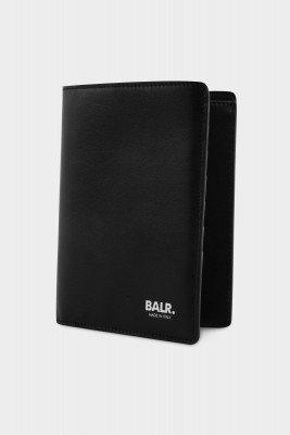 BALR. BT Leather Passport Holder