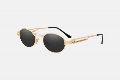Blank-Sunglasses NL FUNK. - Gold with black