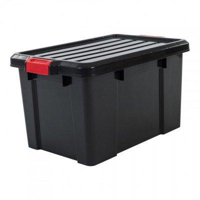 Iris Iris powerbox met deksel - 50 liter