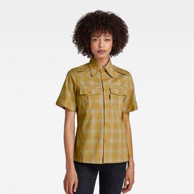 G-Star RAW Officer Shirt - Meerkleurig - Dames
