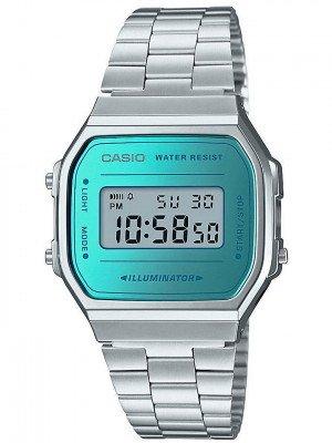 Casio Casio A168WEM-2EF grijs