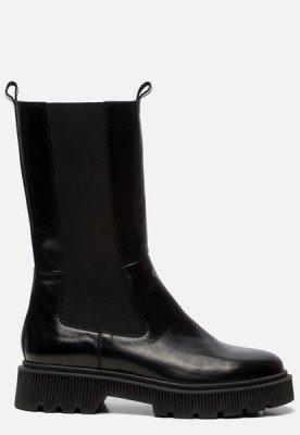 Ann Rocks Ann Rocks Chelsea boots zwart