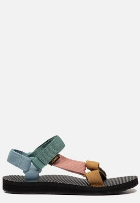 Teva Teva Original Universal sandalen groen