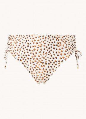 CYELL Cyell High waisted bikinislip met print