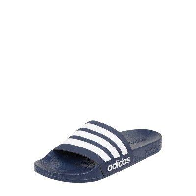 adidas performance Slippers met logostrepen