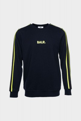 BALR. Taped Straight Crew Neck Dk