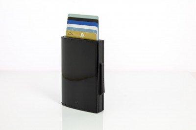 Ogon Designs Ogon Cascade Wallet Leather Black