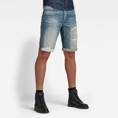 G-Star RAW D-Staq 3D Shorts - Lichtblauw - Heren