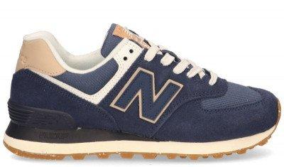 New Balance New Balance WL574SO2 Damessneakers