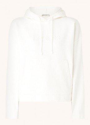 drykorn DRYKORN Ilmie hoodie met logoborduring