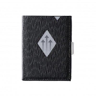 Exentri Exentri Leather Wallet Mosaic Black