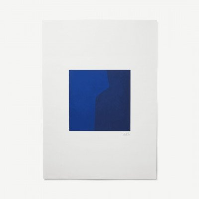 MADE.COM Midnight door Alexandra Papadimouli, print, 50 x 70 cm