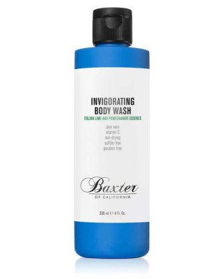 Baxter of California Baxter of California - Invigorating Body Wash - Italian Lime & Pomegranate - 236 ml