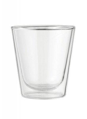 HEMA HEMA Dubbelwandig Glas 100ml