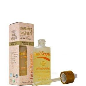 Tanorganic Tanorganic Facial Selftan Oil Tanorganic - Facial Selftan Oil FACIAL SELFTAN OIL