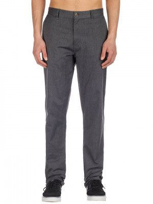 Element Element Howland Classic Chino Pants grijs