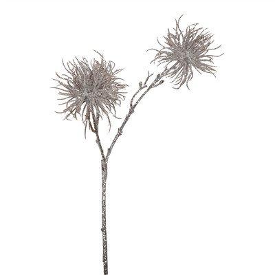 Firawonen.nl PTMD Twig Plant taupe silver witch hazel spray S